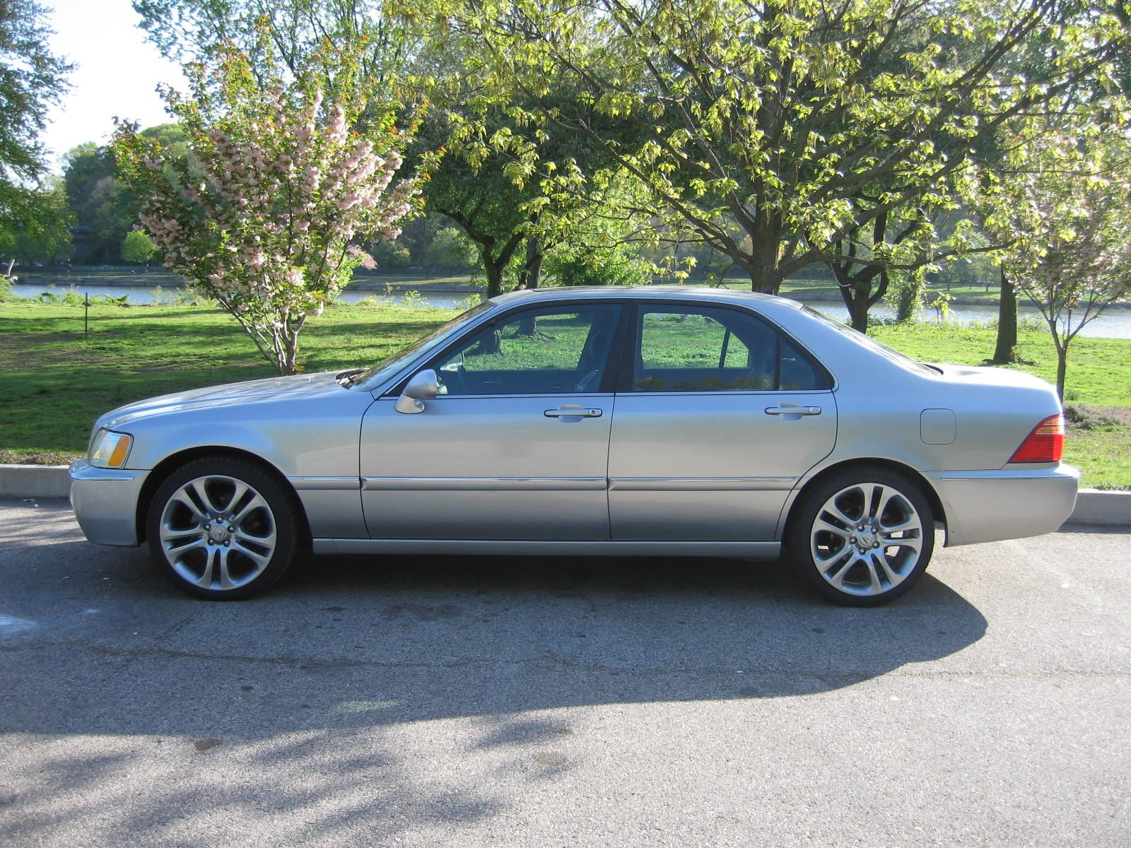 Dav215PA 2002 Acura RL3.5 Sedan 4D Specs, Photos, Modification Info