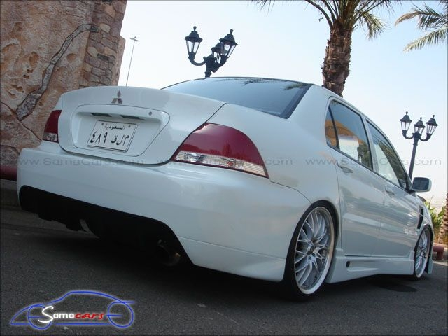 Sama Team 2005 Mitsubishi Lancer Specs Photos