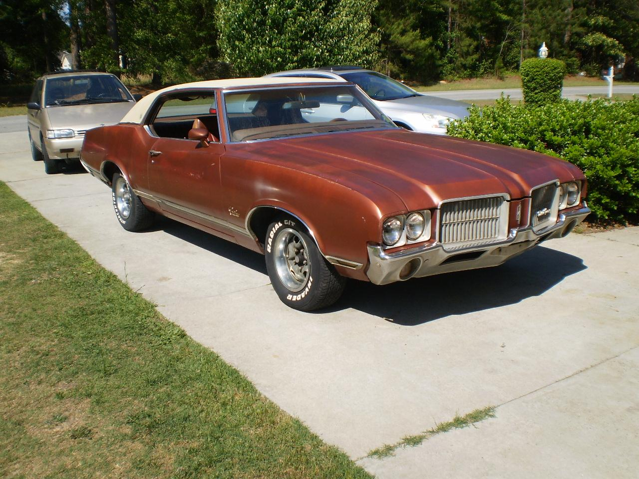 Another tylek101 1971 Oldsmobile Cutlass Supreme post... - 14449545