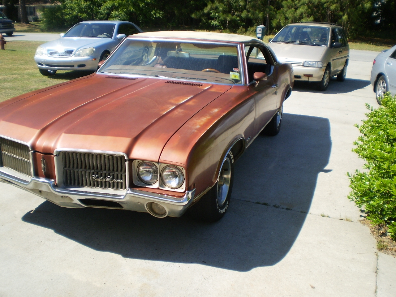 Another tylek101 1971 Oldsmobile Cutlass Supreme post... - 14449546