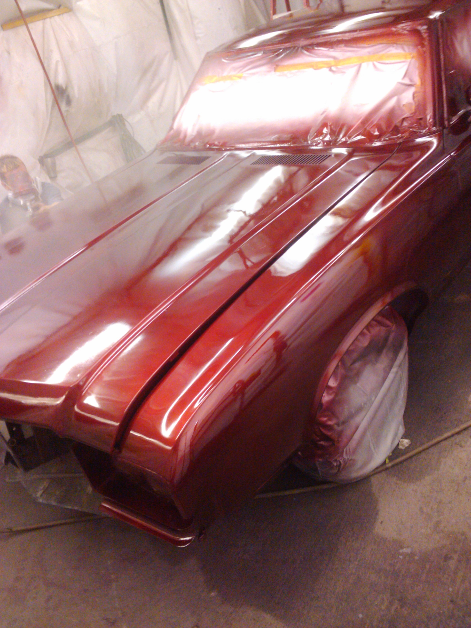 Another tylek101 1971 Oldsmobile Cutlass Supreme post... - 14449578