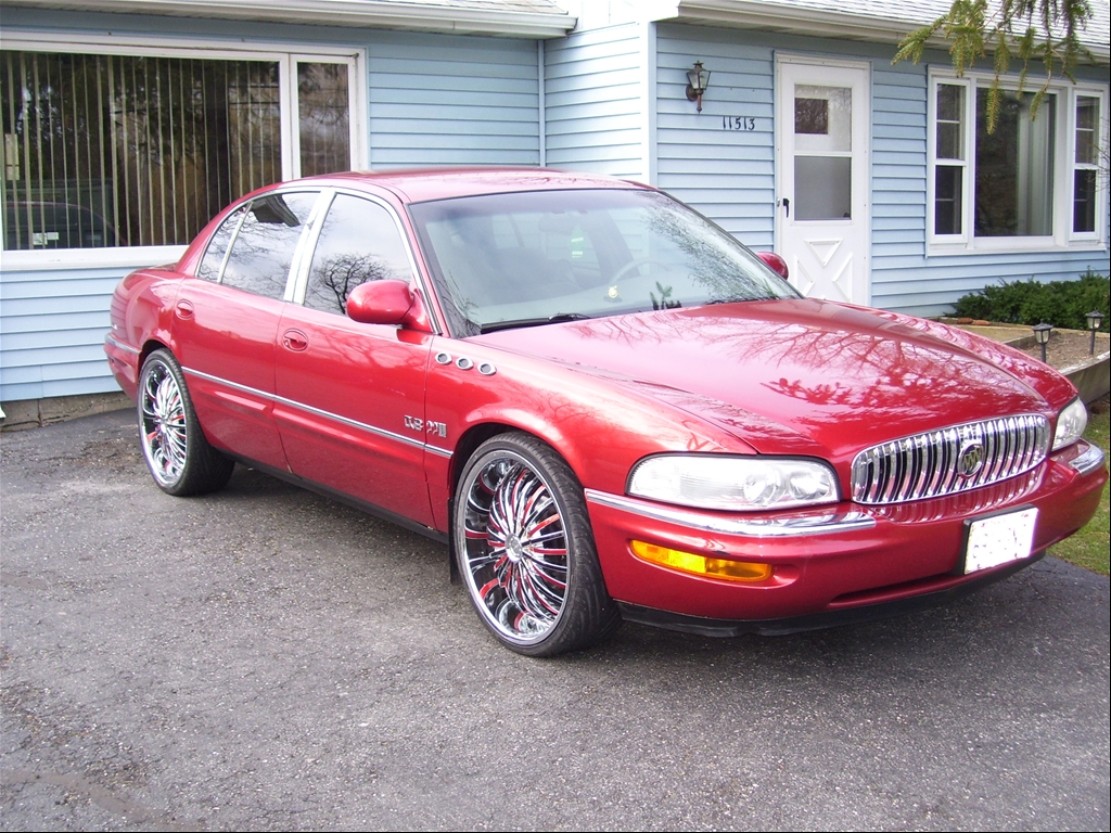 frederickciii 39 s 1999 buick park avenue in franklin wi. Black Bedroom Furniture Sets. Home Design Ideas