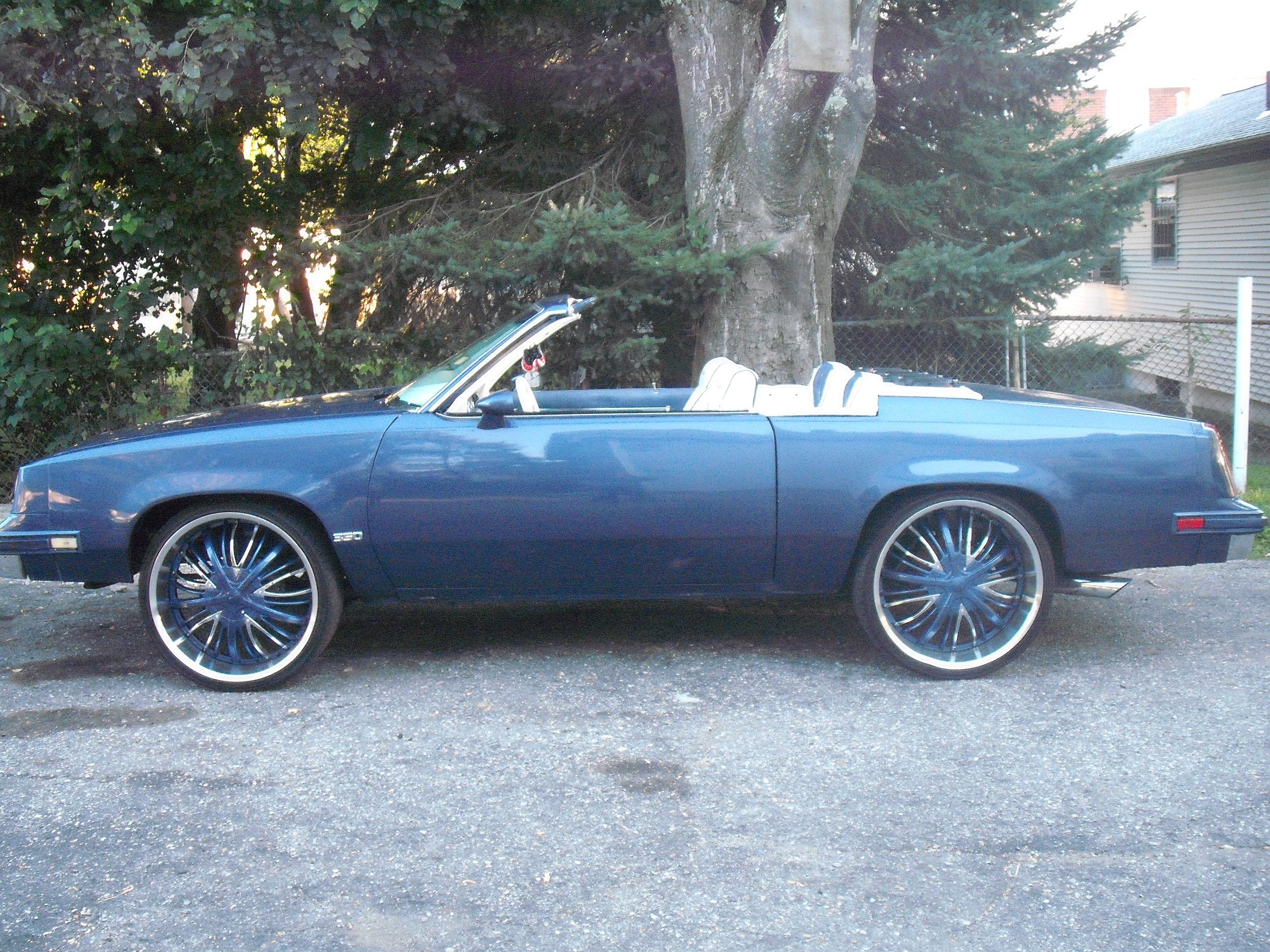 badasscutlass24's 1984 Oldsmobile Cutlass Supreme