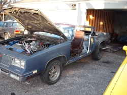 badasscutlass24s 1984 Oldsmobile Cutlass Supreme