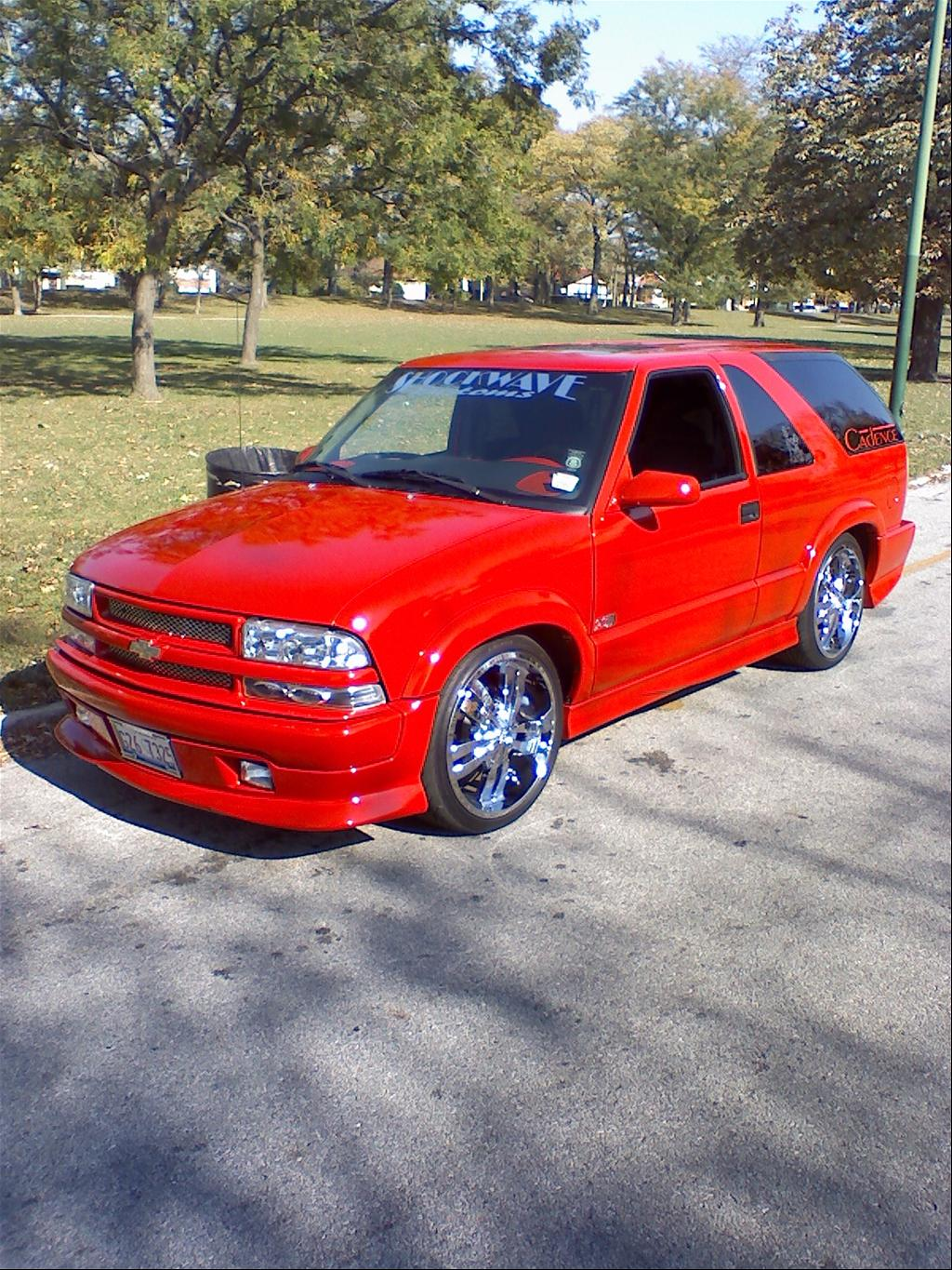ginuine2 39 s 2001 chevrolet s10 blazer in chicago il. Black Bedroom Furniture Sets. Home Design Ideas