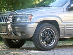 glasswolfs 2001 Jeep Grand Cherokee