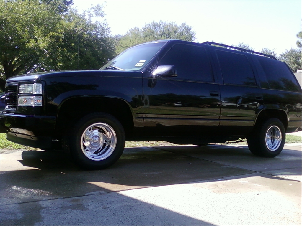 ehysquierdo 39 s 1998 gmc yukon in huoston tx. Black Bedroom Furniture Sets. Home Design Ideas
