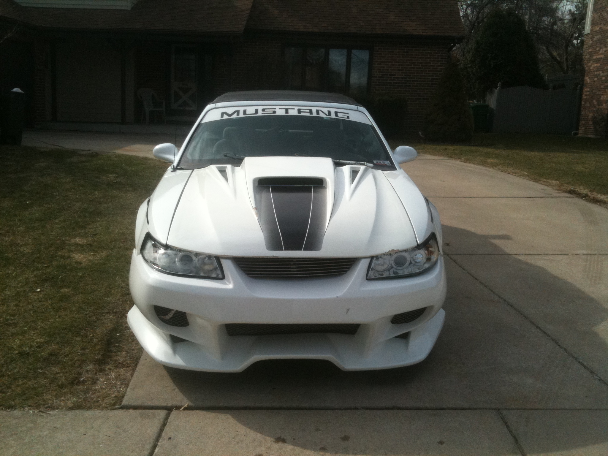 Another Stretch88m 1999 Ford Mustang post... - 14452329