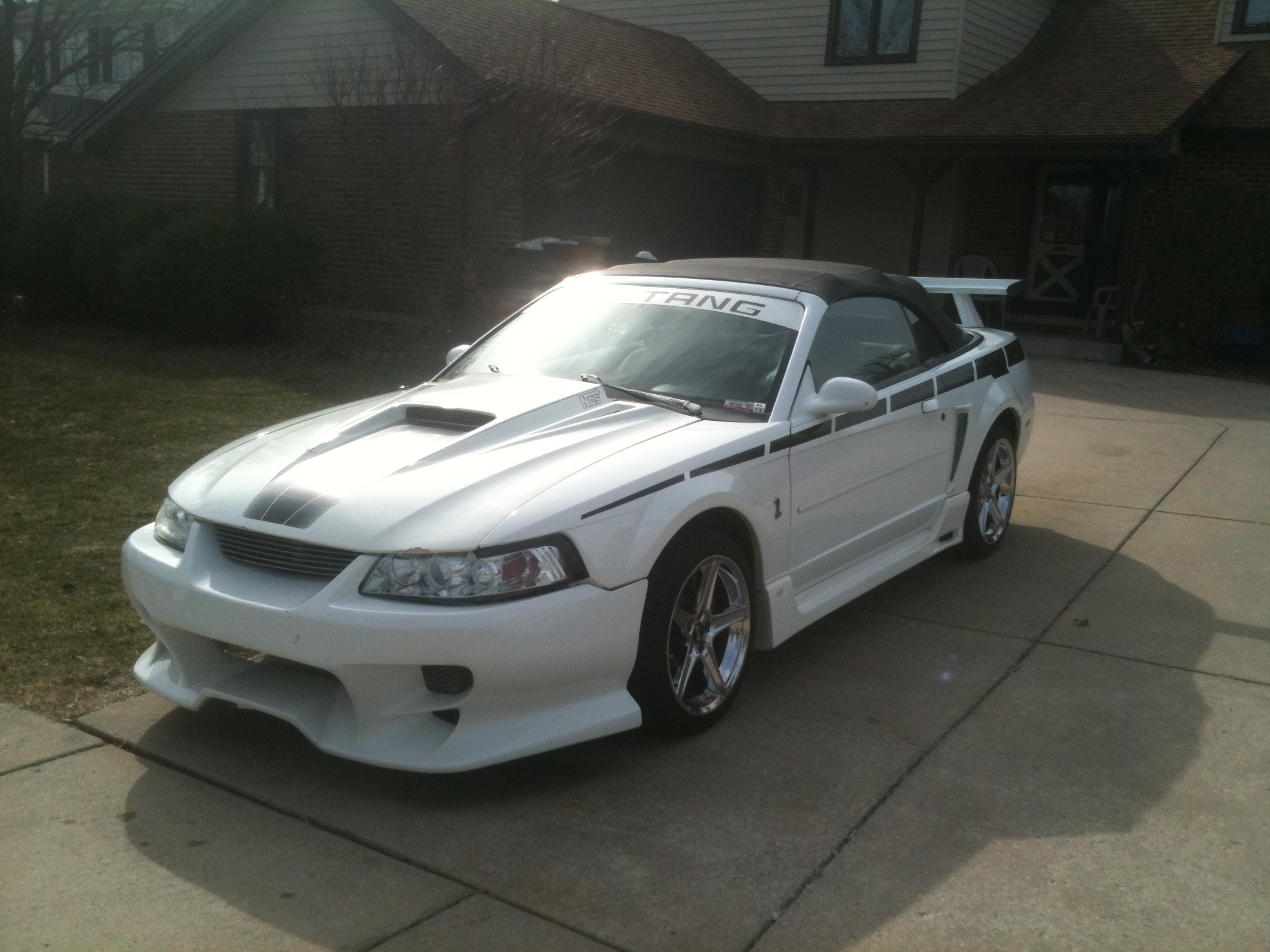 Another Stretch88m 1999 Ford Mustang post... - 14452330