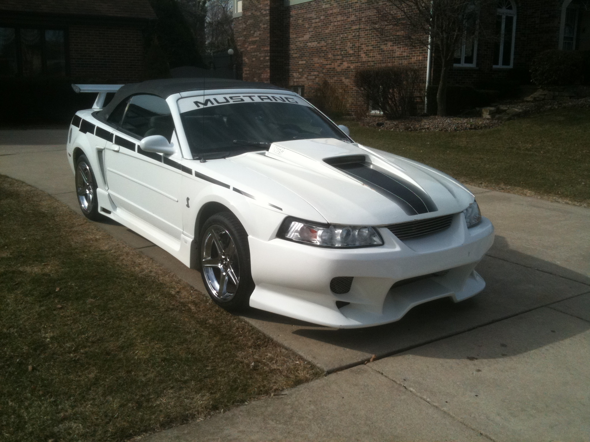 Another Stretch88m 1999 Ford Mustang post... - 14452336