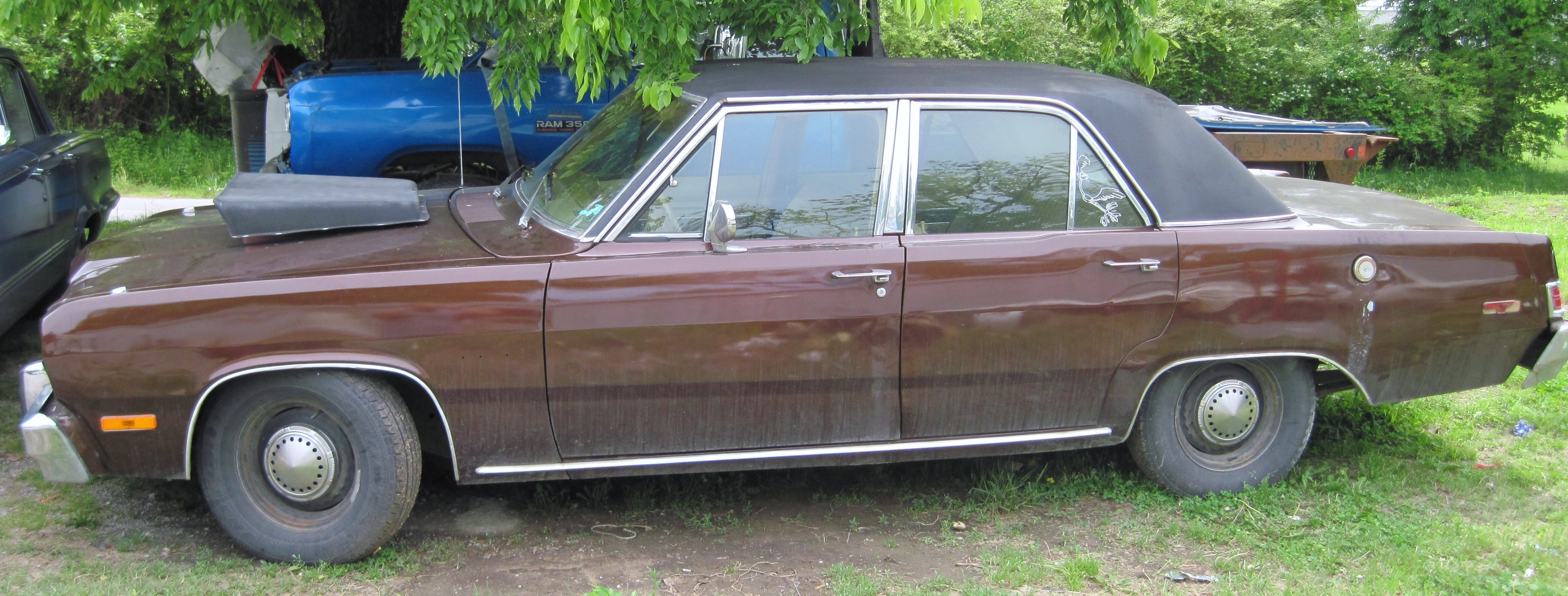 Another Dart_Doctor 1974 Plymouth Valiant post... - 14452373