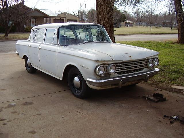 Another mikeystoy 1962 Rambler Classic post... - 14452422