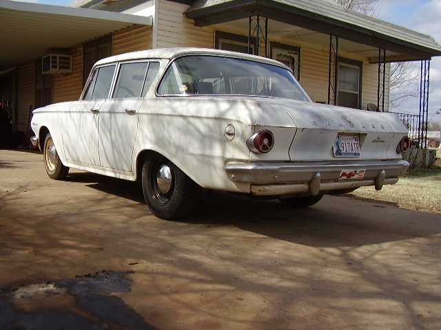 Another mikeystoy 1962 Rambler Classic post... - 14452423