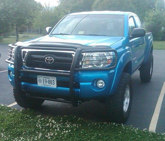 Another FF4RC5 2008 Toyota Tacoma Access Cab post... - 14452564
