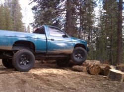 r1p0ds 1996 Nissan D21 Pick-Up