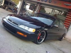 SelvioFlow's 1996 Honda Accord