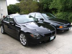 123Canucks 2004 BMW 6 Series
