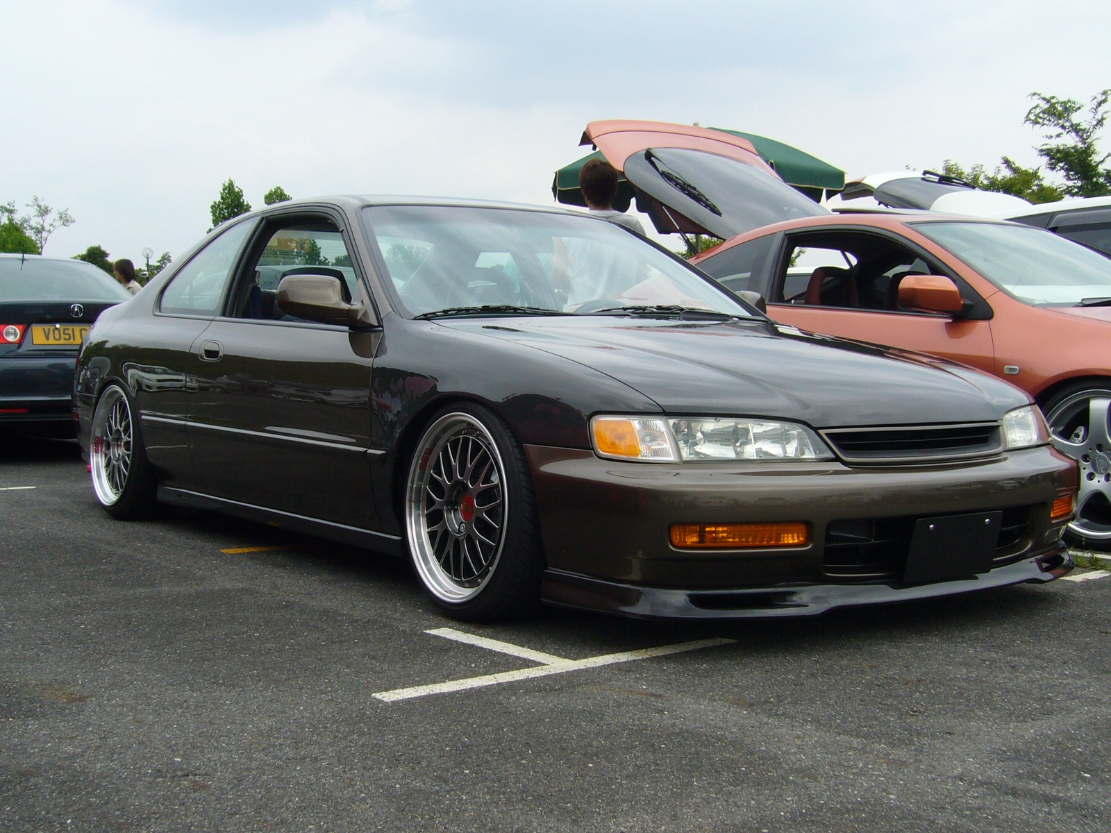 Okasiya K 1994 Honda Accordex Coupe 2d Specs Photos