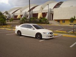 chayanne 2005 Acura TSX