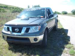 2009 NISSAN FRONTIER PUNISHER