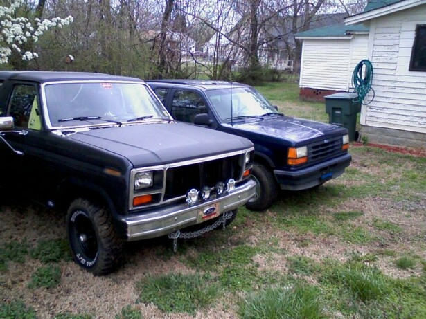1984 Ford Bronco - Gastonia, NC owned by DSMEVO Page:1 at Cardomain ...