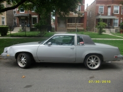 larrylords 1986 Oldsmobile Cutlass Supreme