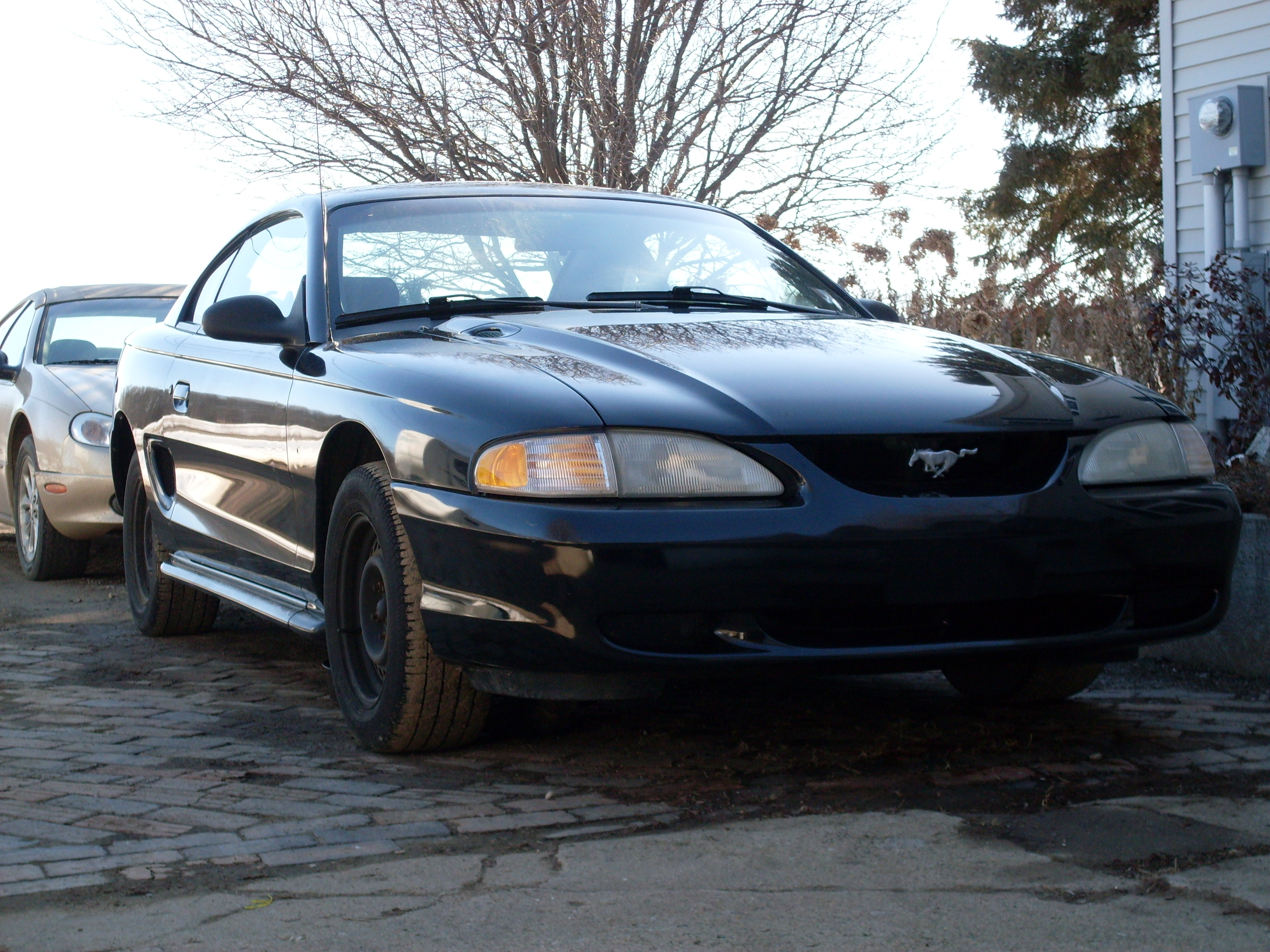 Another Lycan 1994 Ford Mustang post... - 14455489