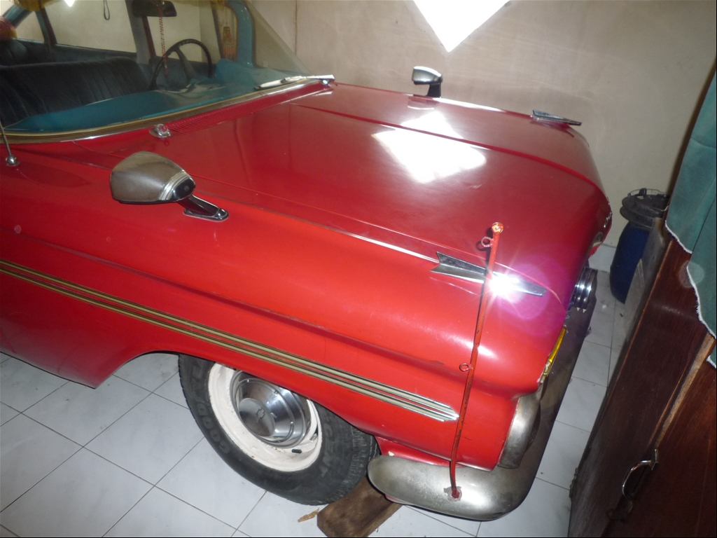 daud's Chevrolet Bel Air