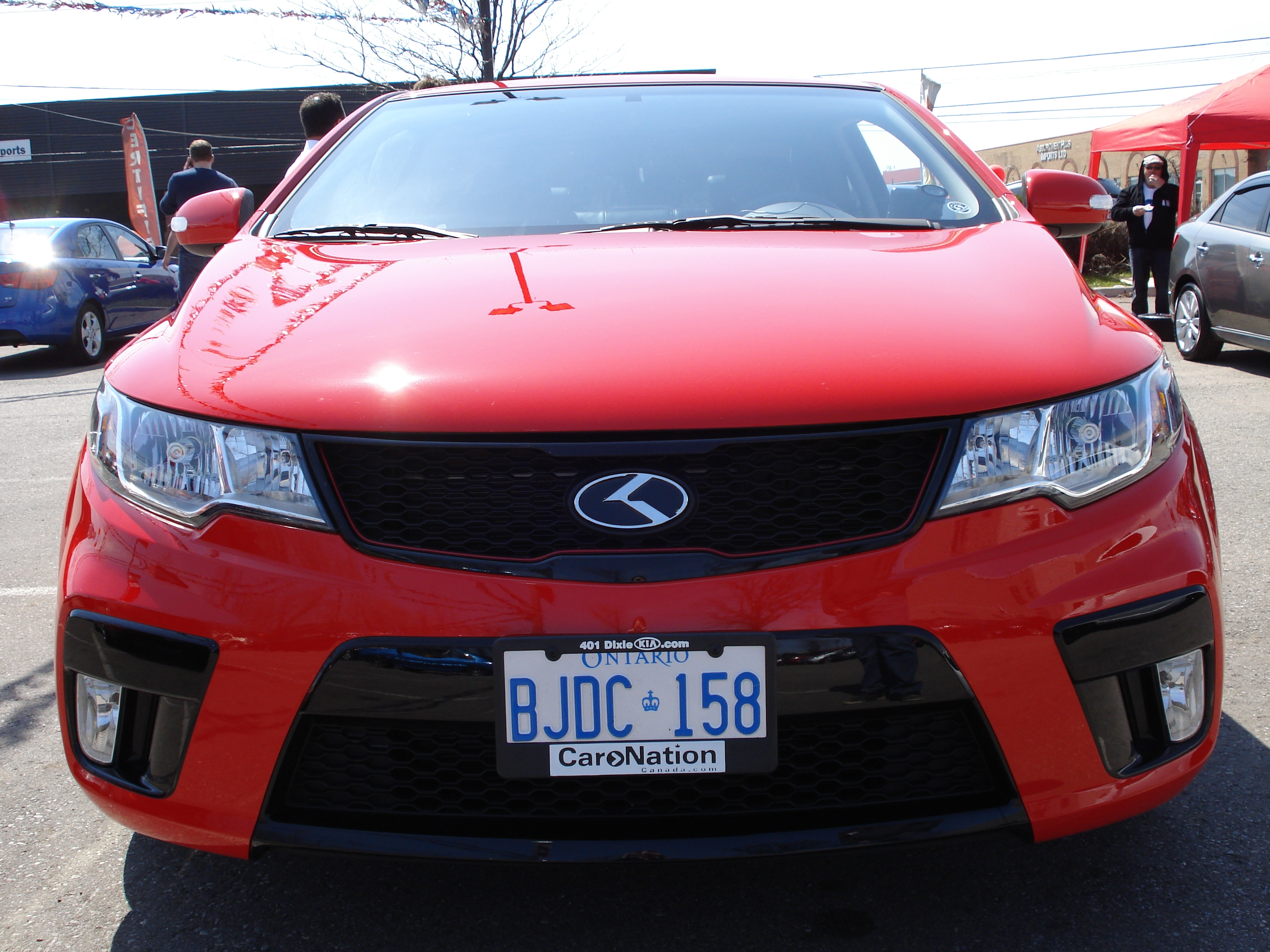 Another roknrolr 2010 Kia Forte post... - 14456354