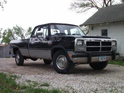 morford 1993 Dodge D250 Club Cab