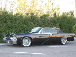 zarrmans 1965 Lincoln Continental
