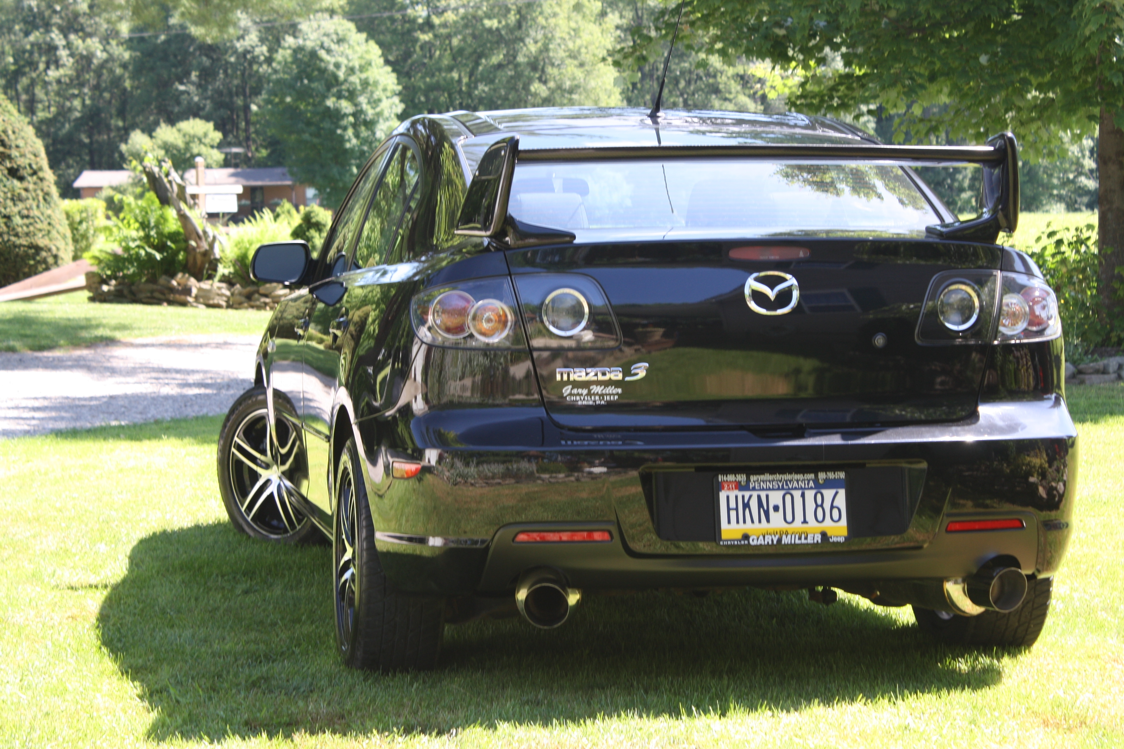 spoiler grand car friend review old hello the lane mazda touring fast