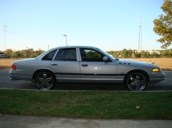 MMRBIGBAKEs 1997 Ford Crown Victoria