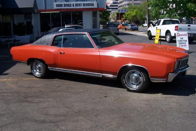 1972 Monte Carlo 454 For Sale On Craigslist Autos Post