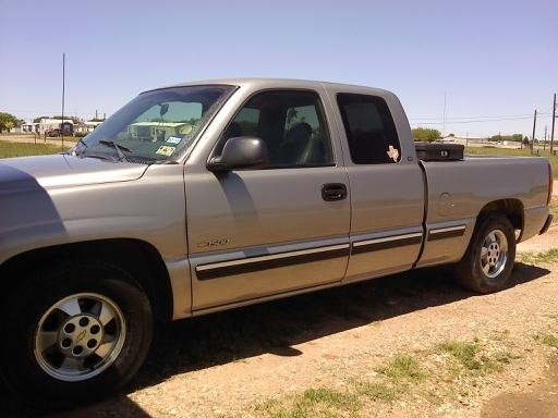 Another chevysilvergirl 1999 Chevrolet 1500 Extended Cab post... - 14459105