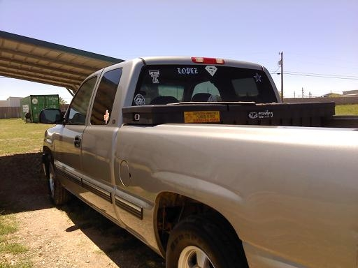 Another chevysilvergirl 1999 Chevrolet 1500 Extended Cab post... - 14459106