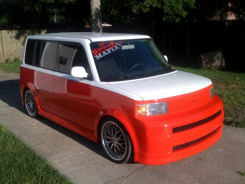 1jrok1 2005 scion xb specs photos modification info at. Black Bedroom Furniture Sets. Home Design Ideas