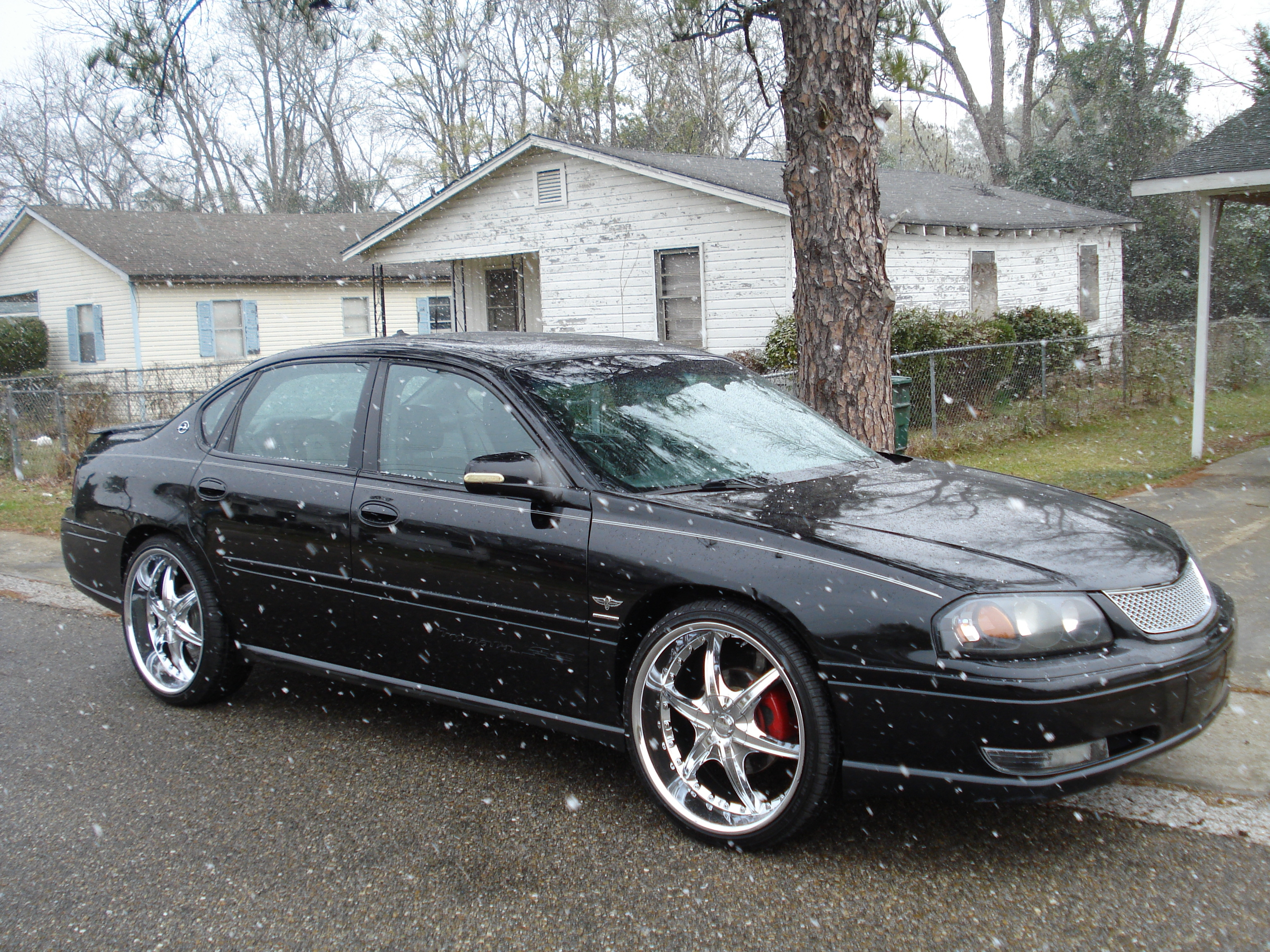 Another puldaplg 2004 chevrolet impala post photo 14459879 u see it she so cold she made it snow publicscrutiny Choice Image