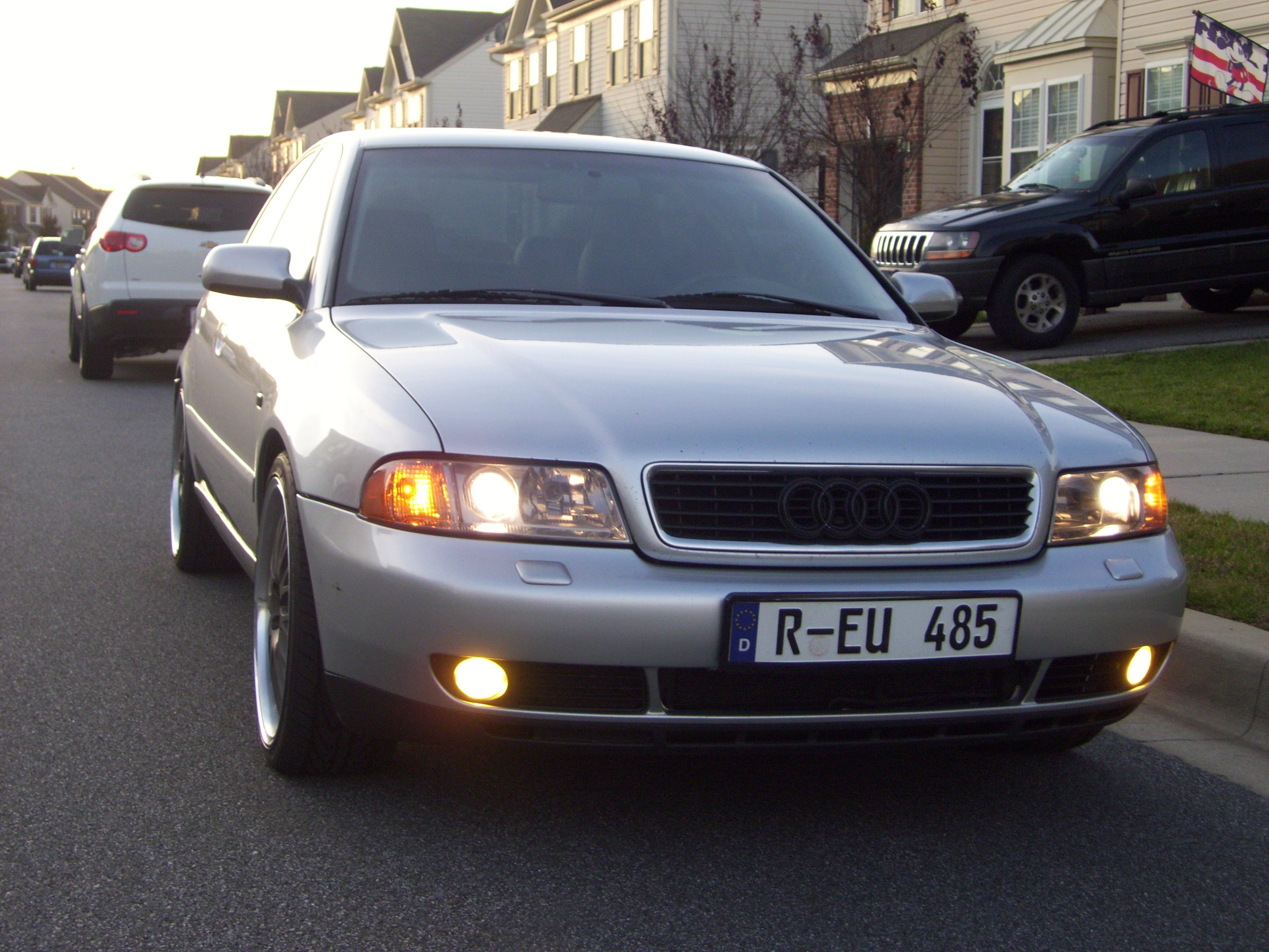 Another EvanRS4 2001 Audi A4 post... - 14460309