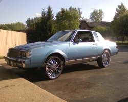 wakkomelinas 1987 Buick Regal