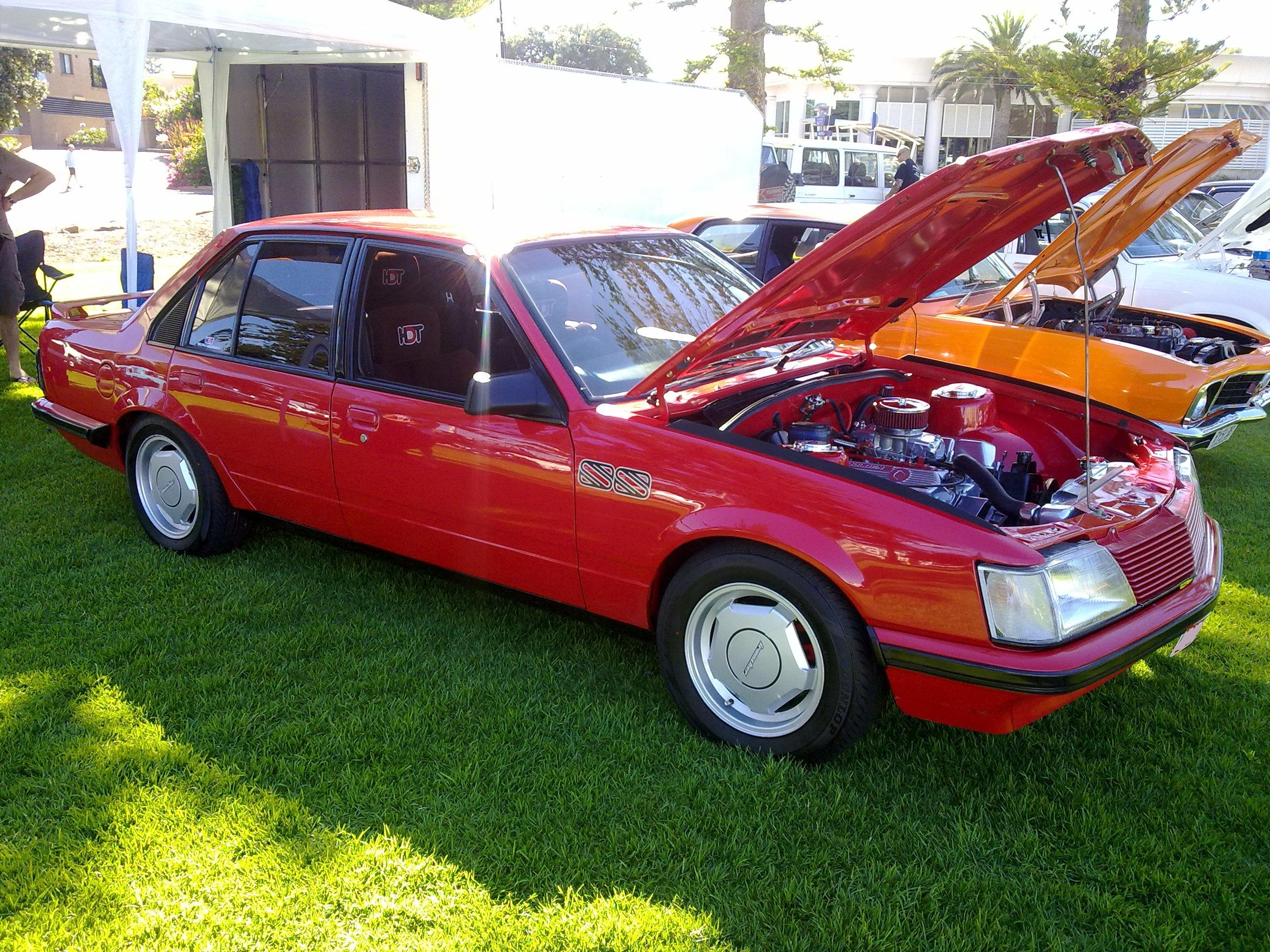 stinktube's 1982 Holden Commodore
