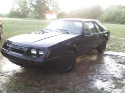 hannahs0911s 1985 Ford Mustang
