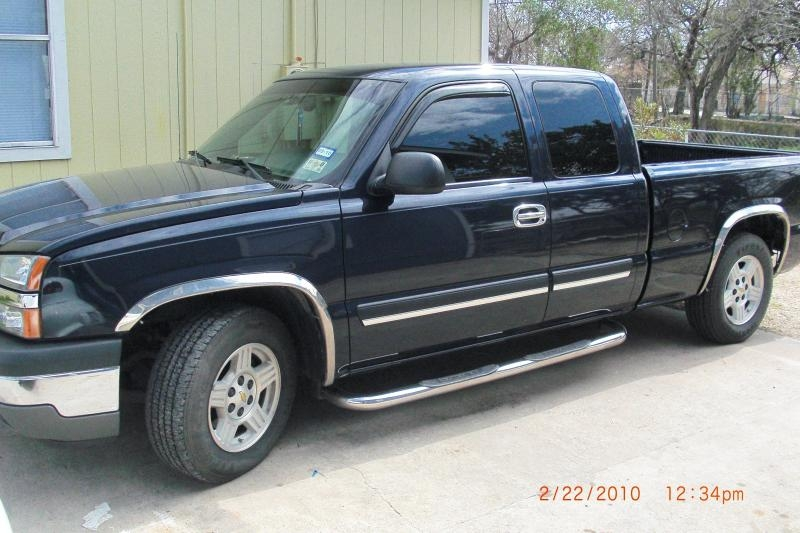 Another ChevyBoys-91 2005 Chevrolet Silverado 1500 Extended Cab post... - 14461830