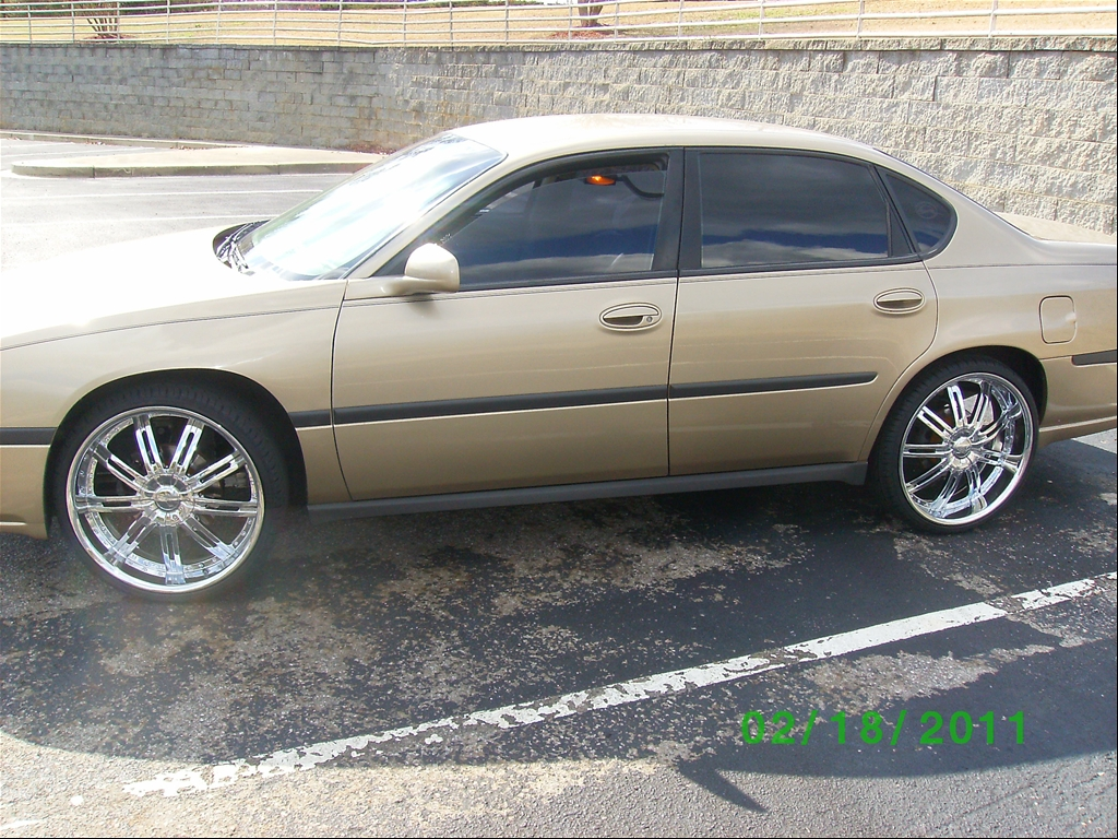 dnice803 39 s 2005 chevrolet impala in columbia sc. Black Bedroom Furniture Sets. Home Design Ideas
