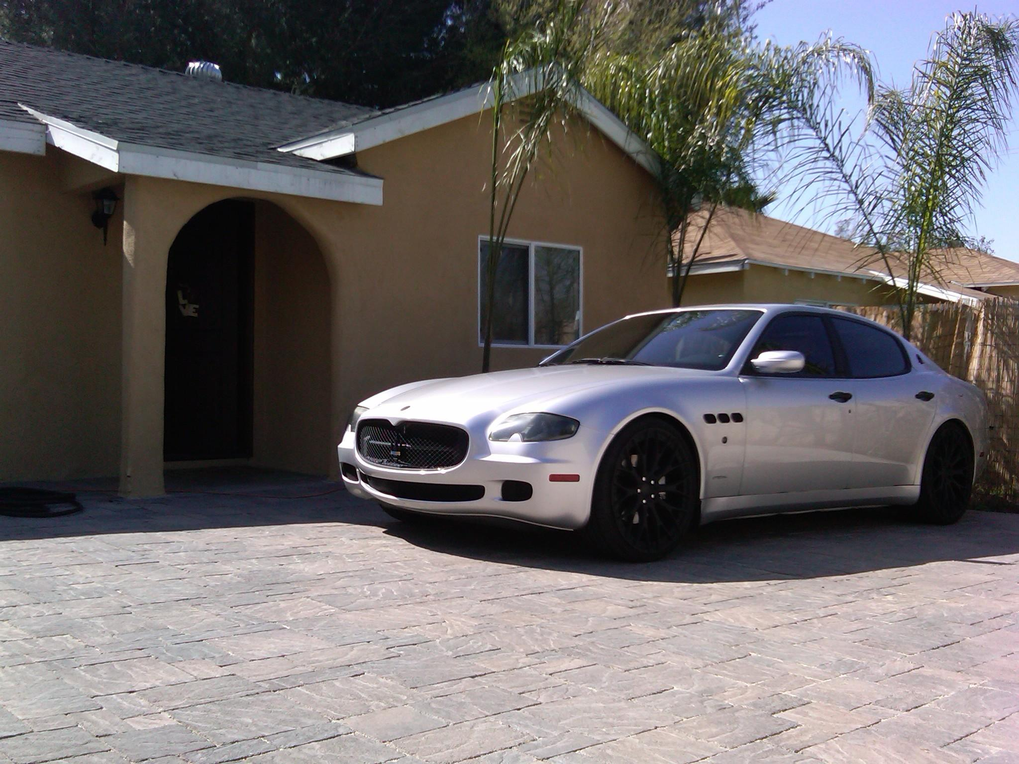 Another aztec1382 2006 Maserati Quattroporte post... - 14462385