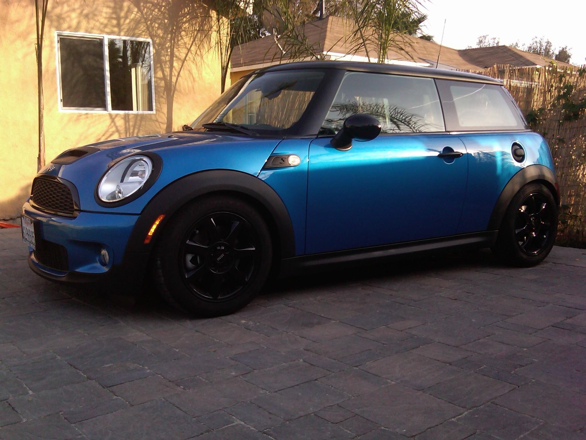 Another aztec1382 2010 MINI Cooper post... - 14462398