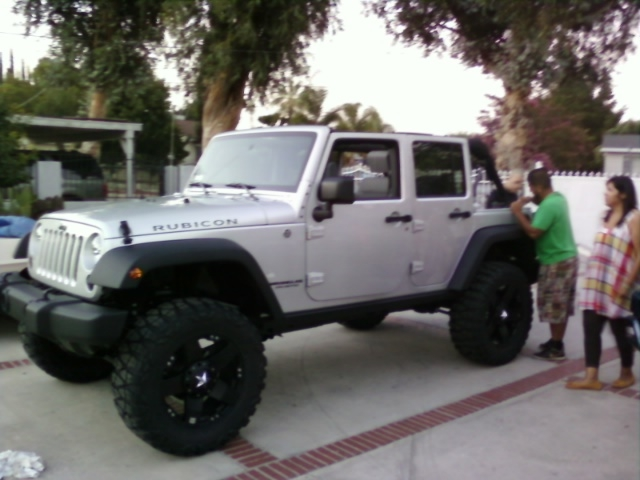 Another aztec1382 2008 Jeep Wrangler post... - 14462402