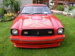 3855907 1978 Ford Mustang II