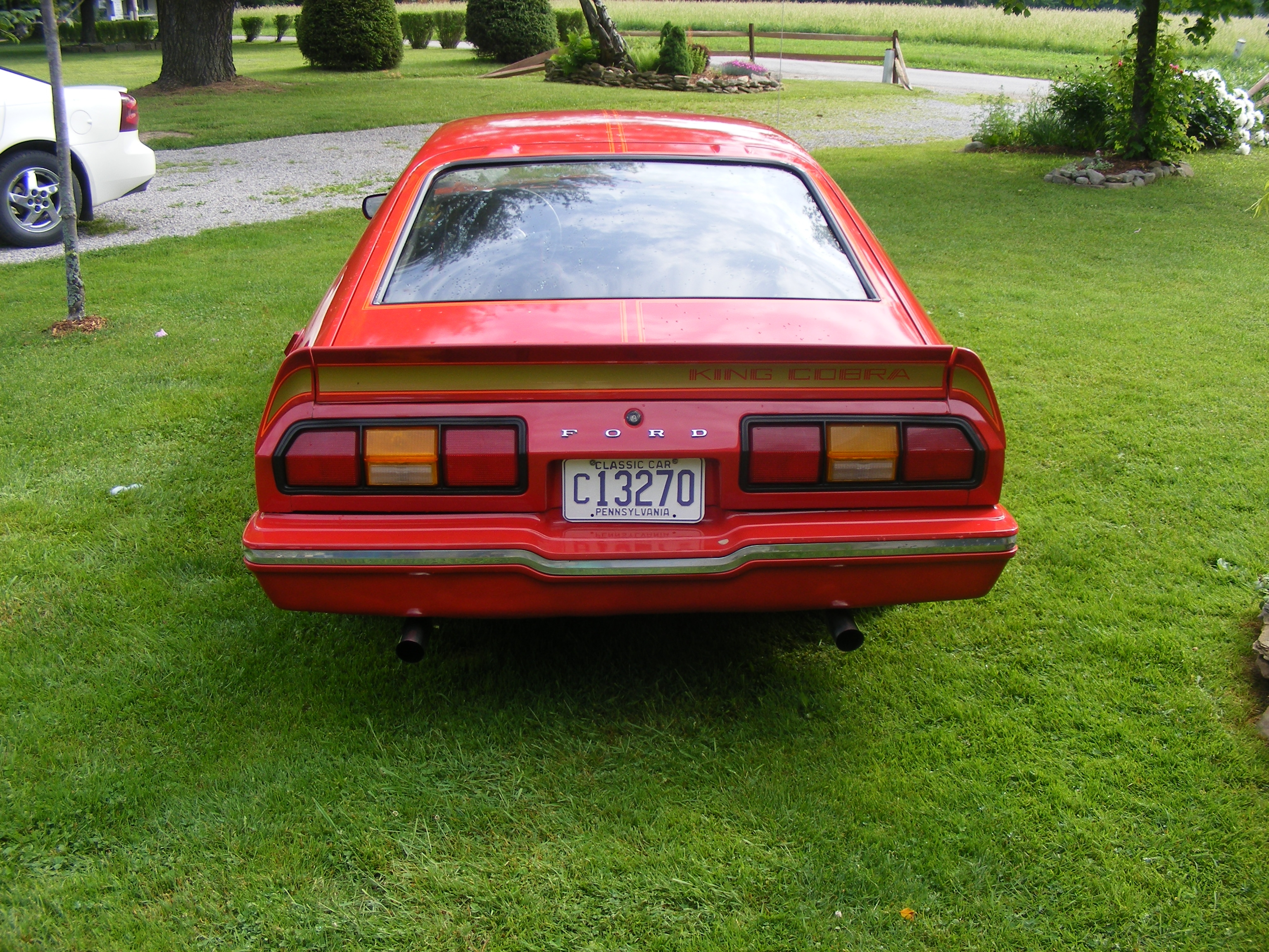 Another Fitz 1978 Ford Mustang II post... - 14462435