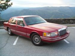 WrightLimousine 1994 Lincoln Town Car